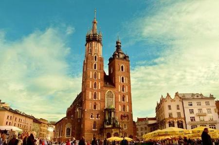 Krakow Hop-On Hop-Off Sightseeing
