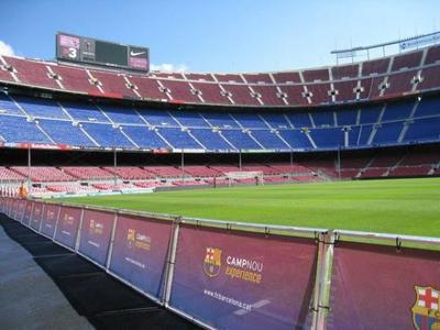Skip-the-Line: Camp Nou Experience - F.C. Barcelona Museum