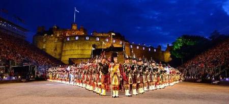 1-Day Royal Edinburgh Military Tattoo Day Tour