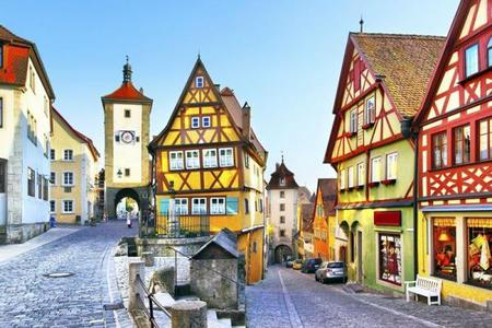 7-Day Tour of Romantic Germany