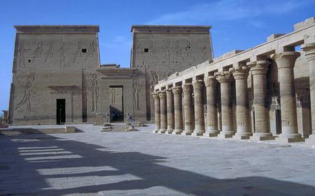 Aswan Day Tour