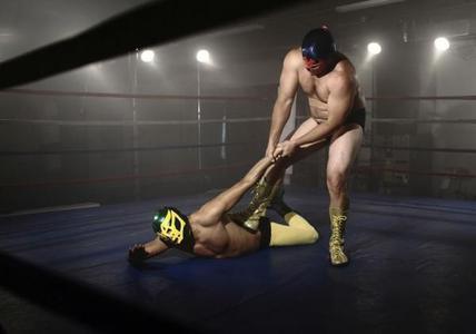 4-Hour Lucha Libre Wrestling