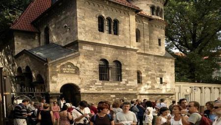 Jewish Quarter Tour in Prague