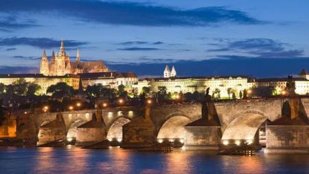 Prague Dinner Cruise - Ticket Only
