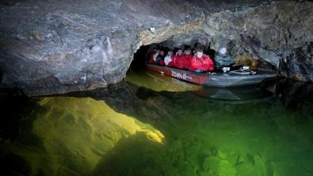 Caves of Moravsky Kras Tour with Punkevni Caves