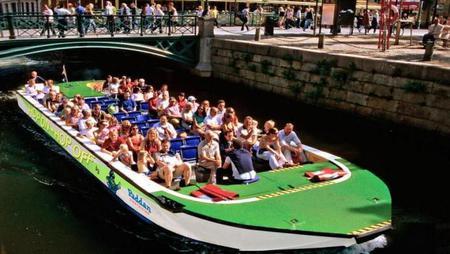 Gothenburg Hop On Hop Off Boat Tour