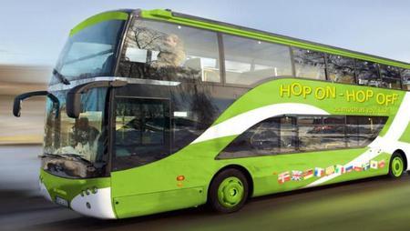 Gothenburg Hop On Hop Off Bus Tour