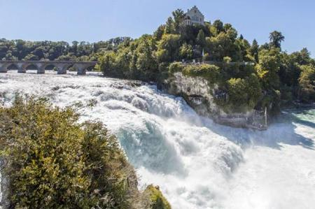 Rhine Falls Day Trip from Zurich