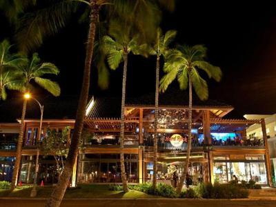 Hard Rock Cafe - Hawaii
