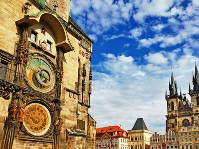 Historical Prague Tour with Astronomical Clock Admission ticket