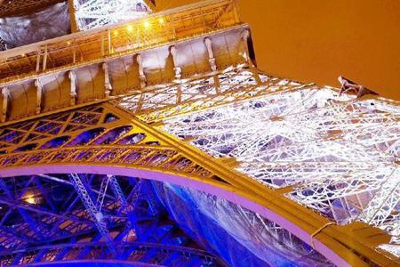 Eiffel Tower Dinner + River Seine Cruise