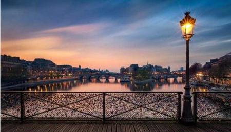 Paris Night Tour: Champs Elysees - Saint-Germain-des-Pres - Trocadero
