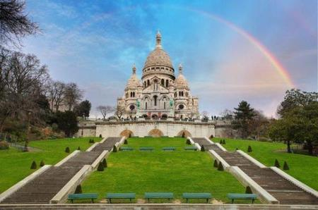 Paris Highlights: Montmartre + Eiffel Tower + River Cruise