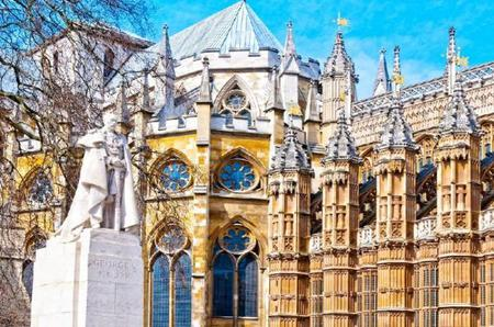 3-Hour Classic London Walking Tour and Fish 'N Chips