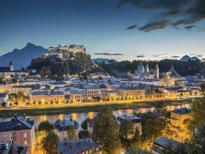 12-Day Western and Central Europe Tour