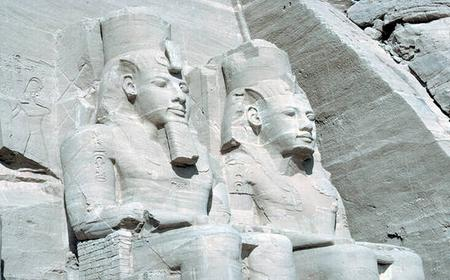 Abu Simbel Temple Day Trip by Private A/C Vehicle