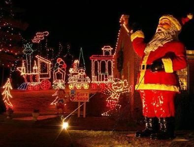 1-Day Santa's Village, Christmas Festival of Lights Tour