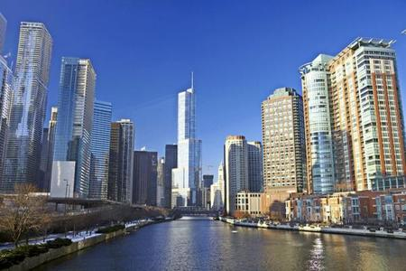 Chicago Seadog Speedboat River Architectural Tour