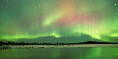 Northern Lights & Chena Hot Springs