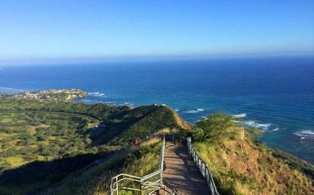 Half-Day Diamond Head Hiking