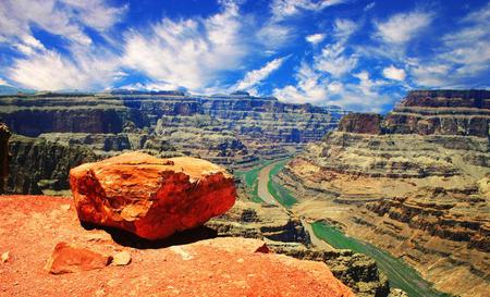 Grand Canyon Airplane and Bus Skywalk Indian Adventure Tour
