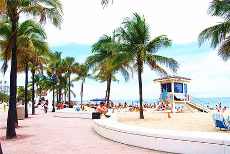 5-Day Miami Tour: Everglades Safari Park - Key West - Sawgrass Mills Mall - Palm Beach - Fort Lauderdale
