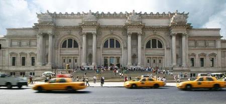 The Metropolitan Museum of Art Ticket