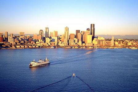 3-Day Olympic National Park and Seattle City Tour With Sea-Tac Airport transfer