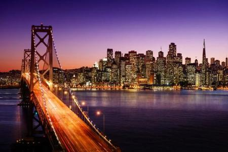 San Francisco Hop-On Hop-Off Night Tour