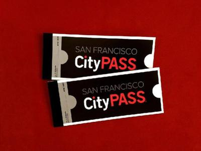San Francisco CityPASS (Save 45% on Muni & Cable Car 7-Day Passport & 5 must-see San Francisco attraction admission tickets)