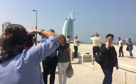 Dubai: 4.5-Hour Guided Tour with Dubai Fountain