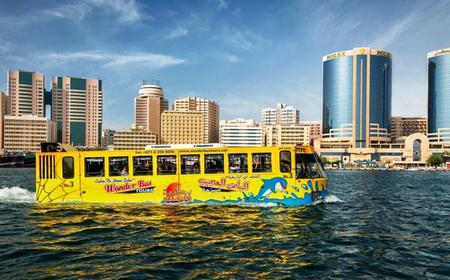 Dubai: 1-Hour Duck Tour