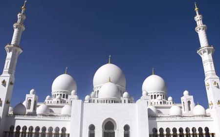 Abu Dhabi Grand Mosque & Heritage Village Full-Day Tour