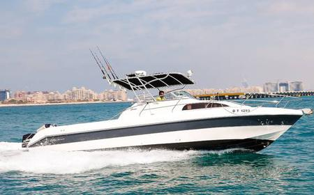 Dubai Marina: Private Boat Tour