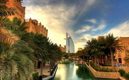 One Thousand and One Nights: 4-Hour Tour of Dubai