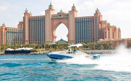 90-Minute Boat Tour from Dubai Marina