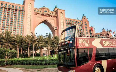 Dubai Hop-On Hop-Off 24- or 48-Hour Bus Tickets