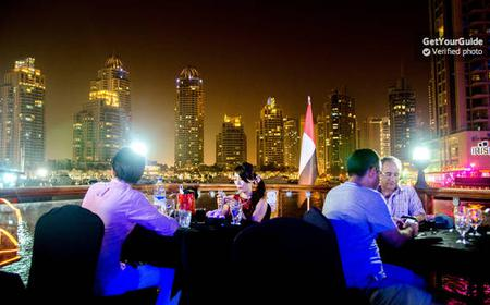 Dubai Marina: 2-Hour Dinner Cruise