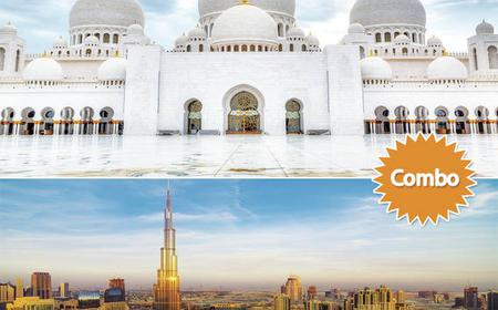 Dubai + Abu Dhabi: 2-Day Combo City Tour