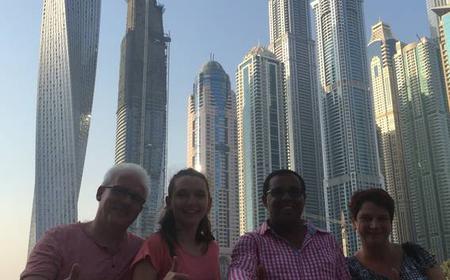 Dubai at Night Tour with Optional Burj Khalifa Ticket