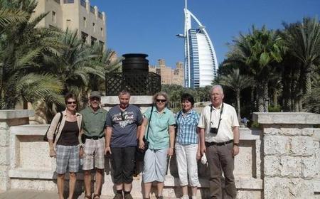 Dubai 4-Hour Private City Tour with Burj Khalifa Ticket