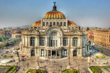 Palace of Fine Arts - Mexico City