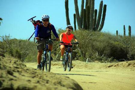 Mountain Bike Adventure - Los Cabos
