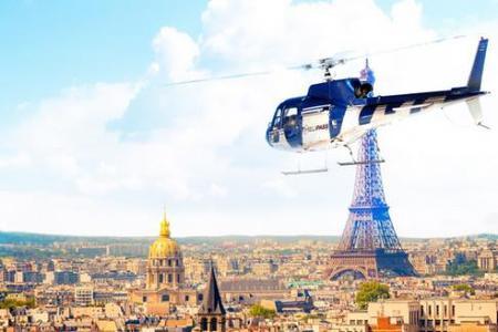 Helipass - Helicopter Flight over Paris