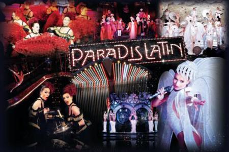 Paradis Latin Tickets