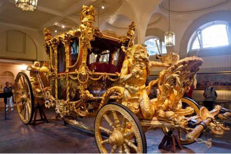 The Royal Mews Buckingham Palace