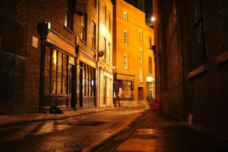 Jack The Ripper, Ghosts and Sinister London
