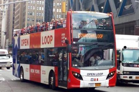 Open Loop New York Bus Tours