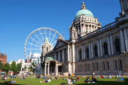 Belfast Hop-On Hop-Off Bus Tour Ticket