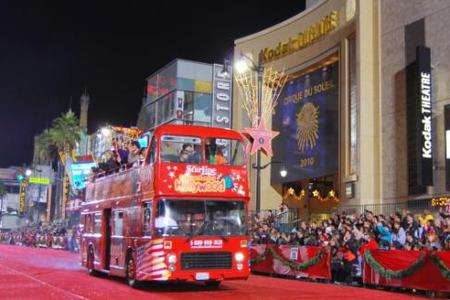 City Sightseeing - Los Angeles and Hollywood